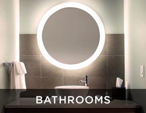 Electric Mirror sports projects Bathrooms