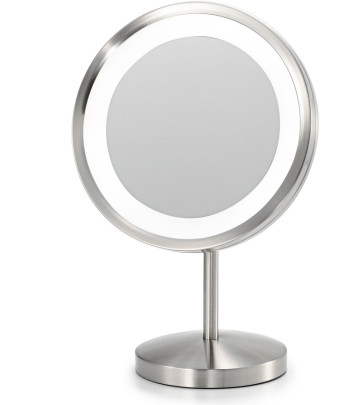 Blush Counter Top Makeup Mirror rendering