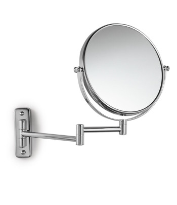 Palette Wall Mount Makeup Mirror rendering