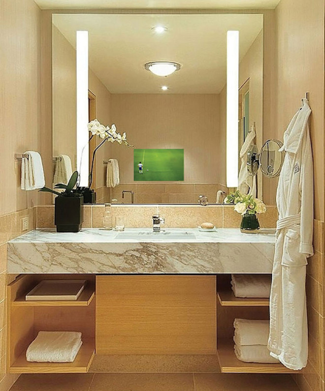 Bathroom Mirror Tvs Electric Mirror The Global Leader In Mirror