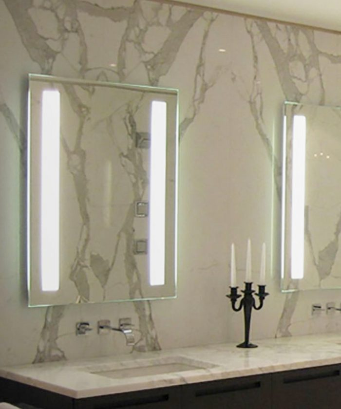 Fusion Lighted Mirrors