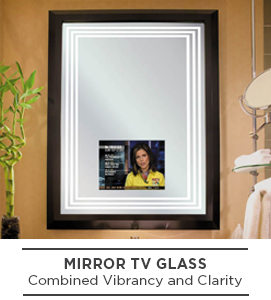 Mirror TV Glass feature image