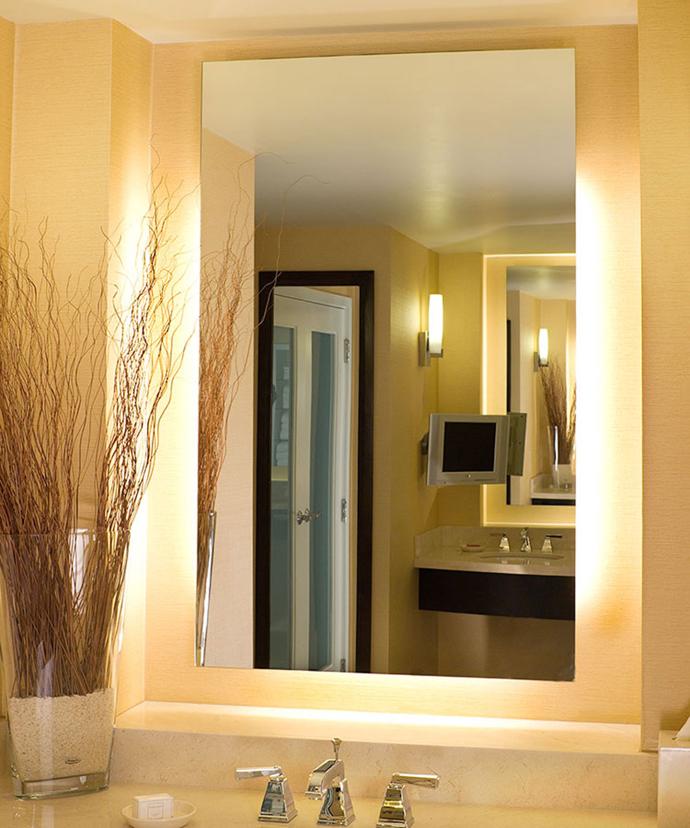 Serenity Lighted Mirror Electric Mirror 174