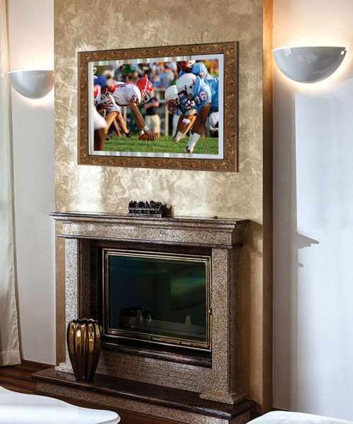 Stanford Entertainment Mirror TV on
