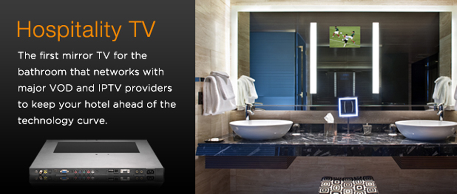 Electric Mirror Hospitality TV promotion