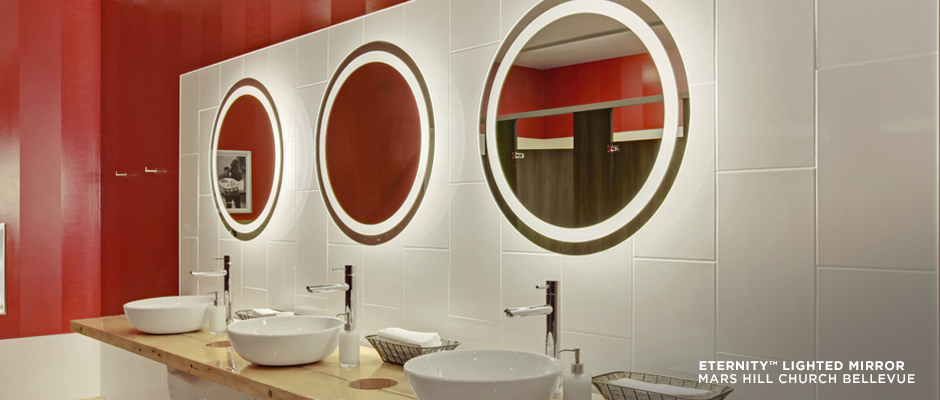 Electric-Mirror-commercial-projects-Eternity-Lighted-Mirror-at-Mars-Hill