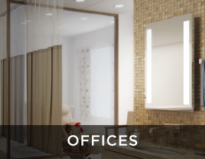 Electric Mirror healthcare projects Offices