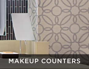 Electric Mirror retail projects Makeup Counters