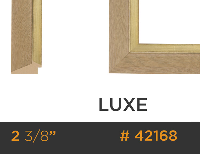 Luxe Frames: 42168