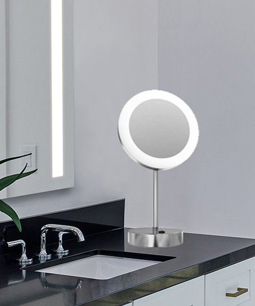 Glamour Led Makeup Mirror Electric, Is Led Mirror Good For Makeup