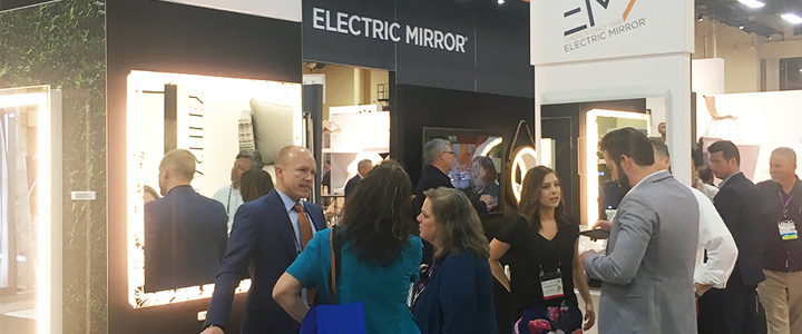 Electric Mirror booth at HD Expo 2016