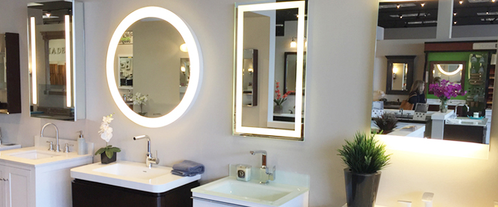 Electric Mirror products on display at Studio41