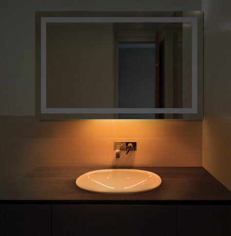 Admirable Polaris Nightlight Electric Mirror Beutiful Home Inspiration Xortanetmahrainfo