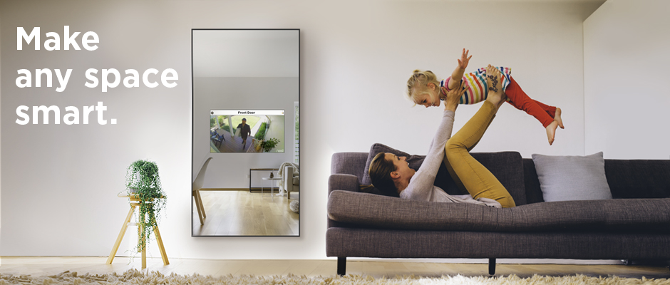 Savvy Smart Mirror for the home
