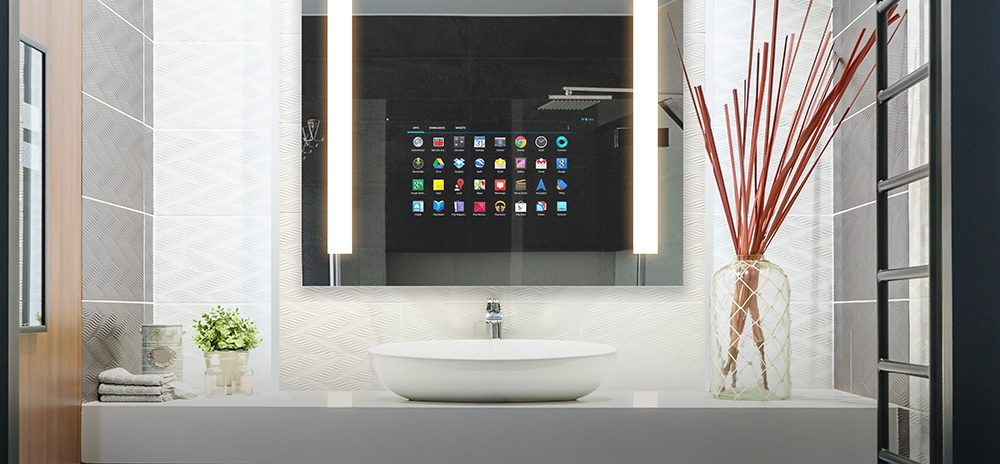 Electric Mirror Lighted Mirror Mirror Tv Smart Mirror