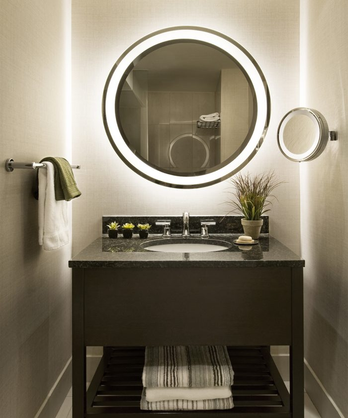 l Beveled Mirror Collection