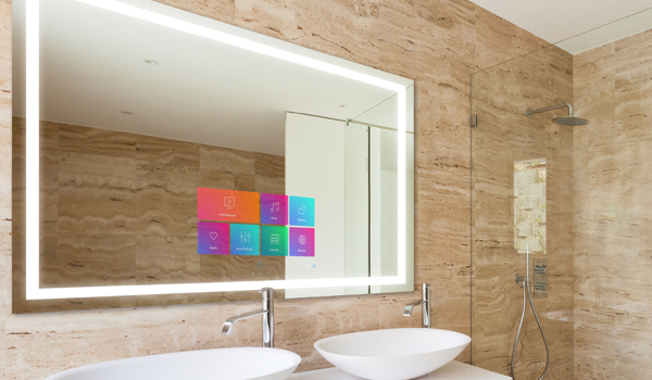 Savvy by Electric Mirror for your bathroom