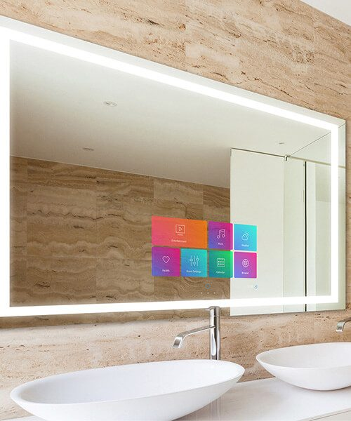 Savvy Integrity Smartmirror with app launcher